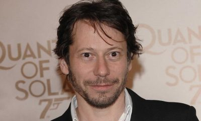 Top 10 Most Famous french actors Mathieu Amalric