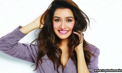 Top 10 Most Beautiful Indian girl in 2021 Shraddha Kapoor