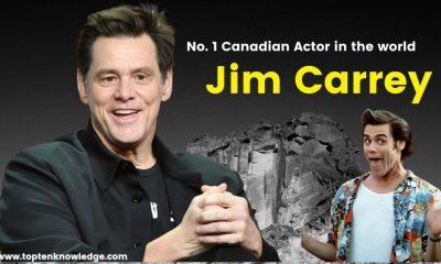 Canadian Actors Jim Carrey