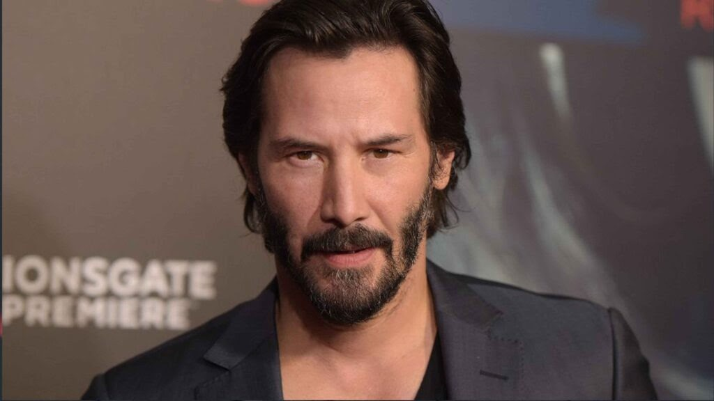 Famous Canadian Actors Keanu Reeves