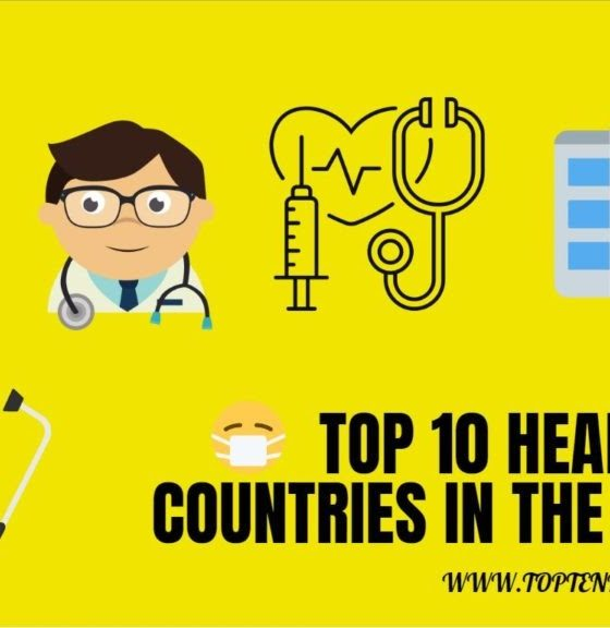 Healthiest Countries