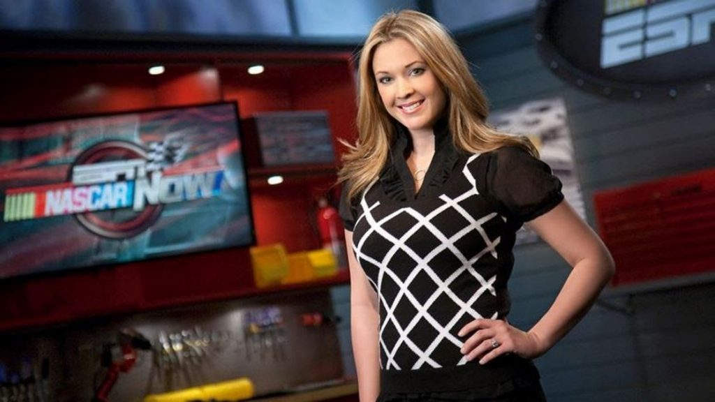 Sports Reporter Nicole Briscoe